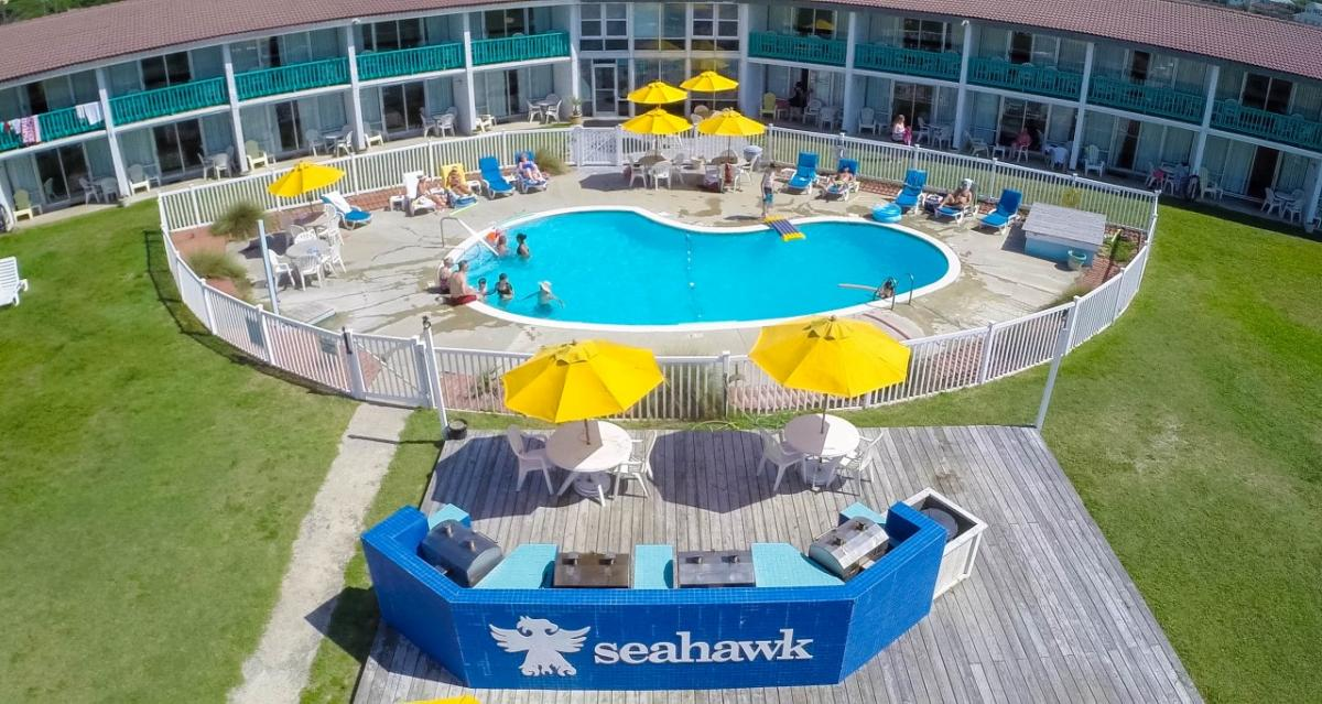 Seahawk motor lodge for Motor city ice hawks